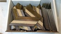 Collated Framing Nails & Stick Nails