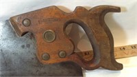 Henry Disstons & Sons Hand Saw