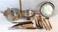 Vintage Kitchenware, Martini Knife & More