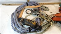 Titan by Miller Safety Harness & Attachments