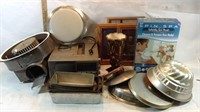 Spin Spa, Bakeware, Framed Pictures & More