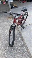 Mongoose Aluminum 21 Speed  Bike