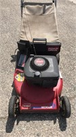 Toro Pushmower Self Propelled with Bagger