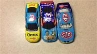 Commemorative Racing Mini NASCAR Car Collections