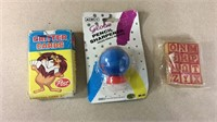 Tony Tiger, Cabbage Patch, Disney Pins, CDs & More