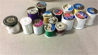 Sewing Needles, Thread, Pins, Weiss #22 Shears &