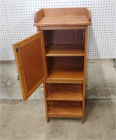 Reproduction Mission oak shelf