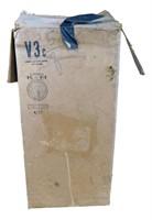 Nasa Apollo Electron Rectifier X Ray tube mint in