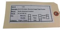 Apollo (3) 0-10 Linnear Reverse Image Flight Scale