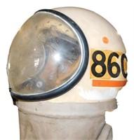 Nasa Apollo Ground Control Launch Space Suit and H
