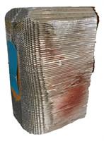 Flown Nasa Space Shuttle Honeycomb heat  Shield