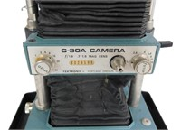 Nasa Space Shuttle  Oscilloscope C 30-A  Camera