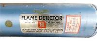 Nasa Apollo Flame Detector orginal Case Tags