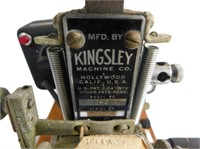 Nasa Apollo Mission Kingsley Transfer Lable Maker