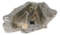 Flown Nasa Space Shuttle Orbiter Heat Insulation B