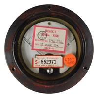 Nasa Apollo Mission Amp meter
