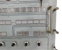 Nasa Apollo Mission Pedestal Auxilary Control