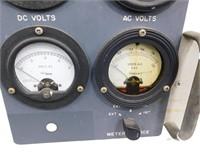 Nasa Apollo Mission Rare Missile Power Control Pan