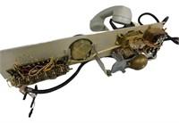 "Nasa Apollo Mission  Conmand   19"" Telephone Panel"