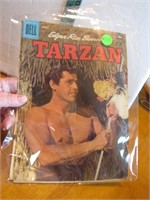 1950's Tarzan 10 cent Comic Book