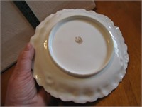 """Antique RS Prussia Dish 7&7/8"""""""
