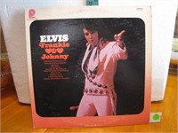 1975 Elvis Frankie & Johnny Album