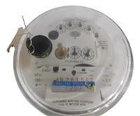 Nasa Apollo Mission  Glass Power Meter  Sangamo