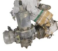 Flown Space Shuttle Rocket Engine Oxidizer Valve