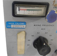 Nasa Apollo Mission Frequency Converter