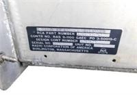 NASA Apollo Lunar Module S Band RF Signal Conditio