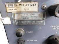 NSAS Apollo Mission VHF Signal Generator