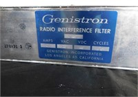 Nasa Apollo Command Module Radio Interference filt