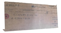 NSAS Apollo Command Module Reactor In Original Box