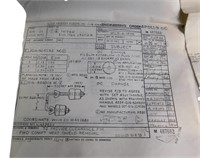 Apollo  Command Module Heat Shield Separation Syst