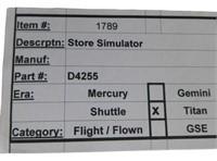 Nasa Space Shuttle   Simulator Panel