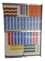 NSAS Used  Apollo  Mission Amp Panel