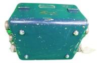 Nasa Space Shuttle Gaseous Helium Checkout Box