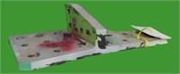 Flown Shuttle Solid Rocket Booster Support Bracket