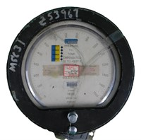 Nasa Apollo Temperature Compensated Pressure Gauge