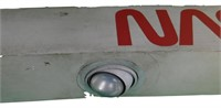 Nasa  Space Shuttle  Dissplay Fixture Sign