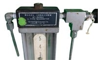 Nasa Apollo Mission Manometer