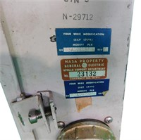 RARE Nasa Apollo Misssion Communications Box