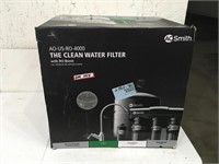A O Smith The Clean Water Filter Open Box