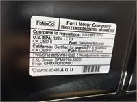 2016 Ford F-150 P/U