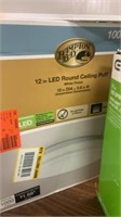Lot of 4 LED Lights