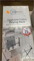 Expandable folding Drying rack