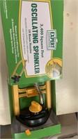 Oscillating Sprinkler -3400 Sq Ft.