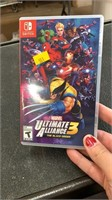 Nintendo switch Marvel Ultimate Alliance 3 The