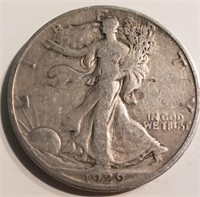 May Coin Online-only Auction