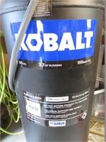 Kobalt Air Compressor